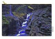 Rainbow Falls Watkins Glen State Park Carry-all Pouch