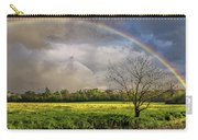 Rainbow Field Carry-all Pouch