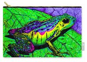 Rainbow Frog 2 Carry-all Pouch