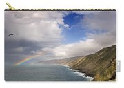Rainbow From The Sea Carry-all Pouch