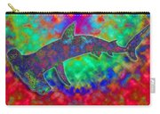 Rainbow Hammerhead Shark Carry-all Pouch