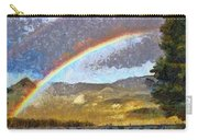 Rainbow - Id 16217-152046-6654 Carry-all Pouch