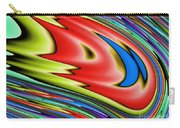 Rainbow In Abstract 04 Carry-all Pouch