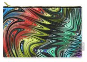 Rainbow In Abstract 05 Carry-all Pouch