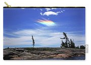 Rainbow In The Clouds Carry-all Pouch