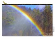Rainbow In The Mist Carry-all Pouch
