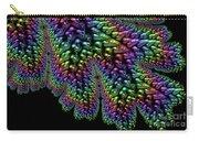Rainbow Leaf Carry-all Pouch