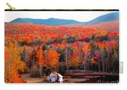 Rainbow Of Autumn Colors Carry-all Pouch