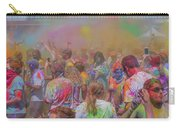 Rainbow Of Colors Carry-all Pouch