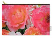 Rainbow Of Roses Carry-all Pouch