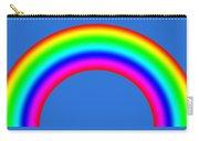 Rainbow On Sky Carry-all Pouch
