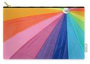 Rainbow On The Beach Carry-all Pouch