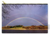 Rainbow On The Double Carry-all Pouch