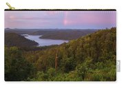 Rainbow Over Broken Bow Lake Carry-all Pouch