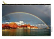 Rainbow Over Lake Powell Carry-all Pouch