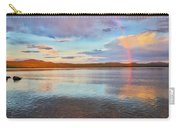 Rainbow Over Magalloway  Carry-all Pouch