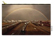 Rainbow Over Moose Jaw Saskatchewan Carry-all Pouch