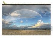 Rainbow Over Ocean Carry-all Pouch
