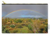 Rainbow Over The Araknsas Carry-all Pouch
