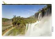 Rainbow Over The Waterfall Carry-all Pouch