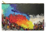 Rainbow Over Vegas Strip Carry-all Pouch