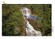 Rainbow Over Whitewater Falls Carry-all Pouch