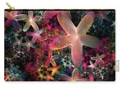 Rainbow Petals Carry-all Pouch
