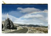 Rainbow Road - Id 16217-152042-9570 Carry-all Pouch
