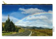 Rainbow Road - Id 16217-152055-0118 Carry-all Pouch