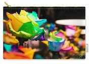 Rainbow Roses Carry-all Pouch