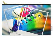Rainbow Sneakers One Carry-all Pouch