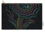 Rainbow Spider Tree Carry-all Pouch