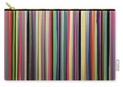 Rainbow Stripe Carry-all Pouch
