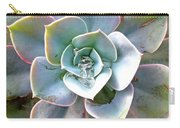 Rainbow Succulent - My Cup Runneth Over Carry-all Pouch