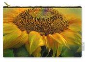 Rainbow Sunflower Carry-all Pouch