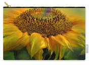Rainbow Sunflower Carry-all Pouch