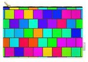 Rainbow Tiles Carry-all Pouch