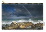 Rainbow To Heaven Shamrock Shores  Carry-all Pouch