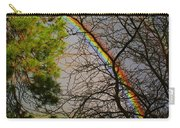 Rainbow Tree Carry-all Pouch