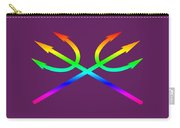 Rainbow Tridents Carry-all Pouch
