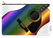 Rainbow Western Guitar Carry-all Pouch