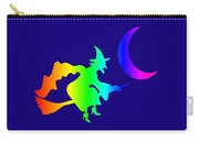 Rainbow Witch Carry-all Pouch