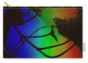 Rainbows And Stary Clouds Carry-all Pouch