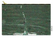 Raindrop Abstract Art Carry-all Pouch