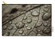 Raindrops #1 Carry-all Pouch
