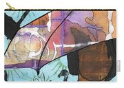 Raindrops... And Sunshine Carry-all Pouch by Angela L Walker