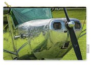 Raindrops On A Cessna - 2018 Christopher Buff, Www.aviationbuff. Carry-all Pouch