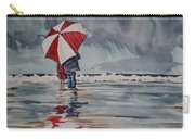 Raindrops To Seaglass Carry-all Pouch