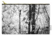 Rainforest Abstract Carry-all Pouch