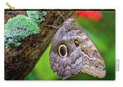 Rainforest Butterfly Carry-all Pouch